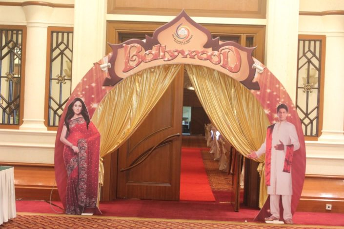 bollywood entrance